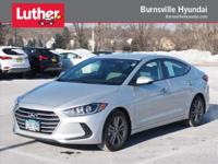 FUEL EFFICIENT 38 MPG Hwy/29 MPG City! Hyundai
