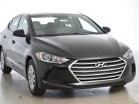 2017 Hyundai Elantra SE !!!This 2017 Hyundai Elantra SE