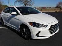 All New 2017 Hyundai Elantra ! SWEET. Hyundai is