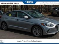 2017 Hyundai Elantra Value Edition Gray Metallic FWD
