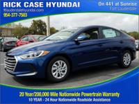 2017 Hyundai Elantra SE  in Lakeside and 20 year or