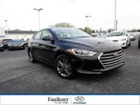 This 2017 Elantra SE Is Certified, One Owner, & Was