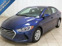 Options:  2017 Hyundai Elantra Se|There Are Just 3|969