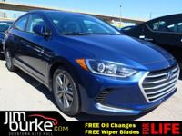 This 2017 Hyundai ELANTRA SE  will sell fast!! Save
