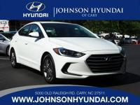 2017 Hyundai Elantra SE. SE AT Popular Equipment