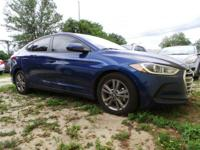 Options:  2017 Hyundai Elantra|/|V4 2.0 L 6-Speed|12081