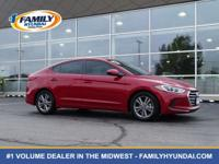 Check out this 2017 Hyundai Elantra SE. Its Automatic