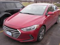 2017 Hyundai Elantra Value Edition SUNROOF/MOONROOF,