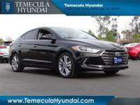 Temecula Hyundai is excited to offer this stunning 2017