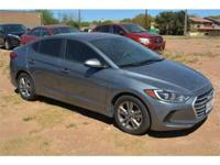 We are excited to offer this 2017 Hyundai Elantra. Your
