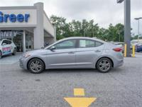 Look no further this 2017 Hyundai Elantra SE (A6) 4dr