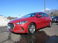 Get lots for your money with this 2017 Hyundai Elantra.