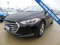 Safe and reliable, this 2017 Hyundai Elantra SE
