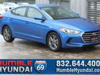 Hyundai Certified '17 Elantra SE w/ Popular Equipment