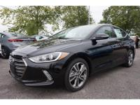 New Price! 2017 Phantom Black Hyundai Elantra Limited