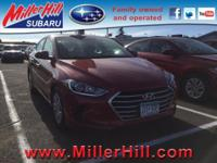 2017 Hyundai Elantra SE Sedan 2.0L ready to go! A