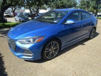 This outstanding example of a 2017 Hyundai Elantra