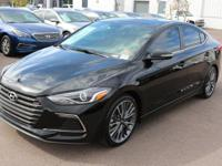 2017 Hyundai Elantra Sport  Options:  Heated Front