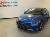 2017 Hyundai Elantra Sport 33/26 Highway/City MPG