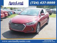Don't miss out on this 2017 Hyundai Elantra Value