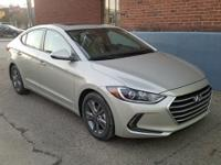 Treat yourself to this 2017 Hyundai Elantra Value
