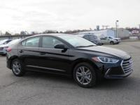 Recent Arrival! 2017 Hyundai Elantra Value Edition 2.0L