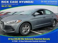 2017 Hyundai Elantra Value Edition  in Gray and 20 year