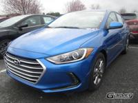 Ahead of its competitors, the 2017 Hyundai Elantra