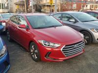 This 2017 Hyundai Elantra Value Edition features a push