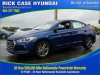 2017 Hyundai Elantra Value Edition  in Lakeside and 20