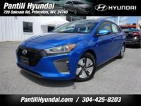 Take command of the road with this 2017 Hyundai Ioniq