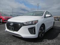 2017 Hyundai Ioniq Hybrid SEL ABS brakes, Alloy wheels,