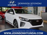 2017 Hyundai Ioniq Hybrid Blue. 1.6L I4 DGI Hybrid DOHC