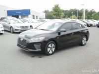 2017 Hyundai Ioniq Hybrid Blue 1.6L I4 DGI Hybrid DOHC