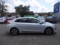 2017 Hyundai Ioniq Hybrid SEL 4D Hatchback, 1.6L I4 DGI