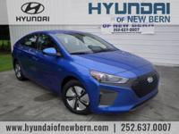 Ioniq Hybrid Blue, 4D Hatchback, 1.6L I4 DGI Hybrid