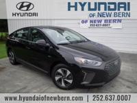 Ioniq Hybrid SEL, 4D Hatchback, 1.6L I4 DGI Hybrid DOHC