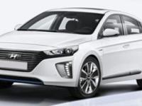 2017 Hyundai Ioniq Hybrid Limited HARD TO FIND A