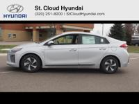 2017 Ioniq Hybrid SEL Tech Package:  automatic