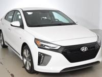 2017 Hyundai Ioniq Hybrid Limited !!!This 2017 Hyundai