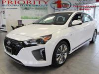 This new 2017 Hyundai Ioniq Hybrid in MIDDLETOWN, RHODE