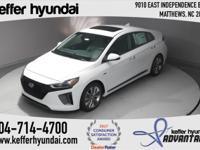 2017 Hyundai Ioniq Hybrid Limited 1.6L I4 DGI Hybrid