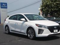2017 Hyundai Ioniq Hybrid Limited 54/55 Highway/City