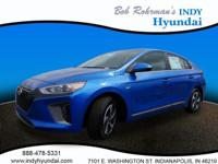 2017 Hyundai Ioniq Hybrid SEL WITH SOME AVAILABLE