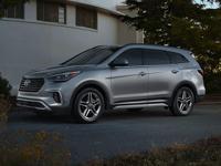 2017 Hyundai Santa Fe SE Factory MSRP: $37,760 AWD,