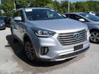 Options:  2017 Hyundai Santa Fe|Silver|3.041 Axle