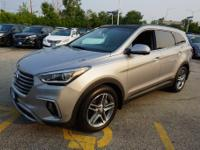 2017 Hyundai Santa Fe SE Ultimate CARFAX One-Owner.
