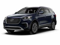 This 2017 Hyundai Santa Fe Limited Ultimate is proudly