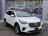 2017 Hyundai Santa Fe SE AWD 6-Speed Automatic with