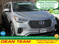 Everything you want and need with our 2017 Hyundai